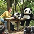 連這都有熊貓??