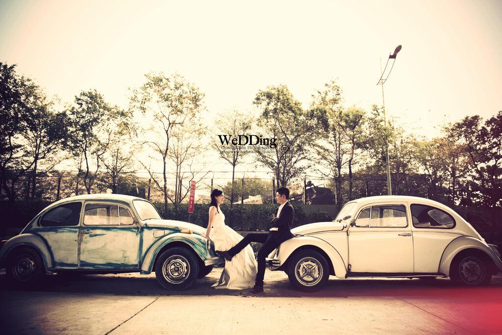 Lili Lin&Rick Pan