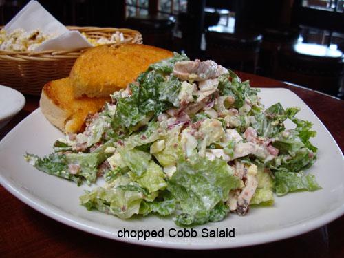CJ salad