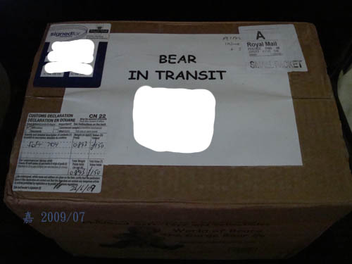 有熊出沒--bear in transit