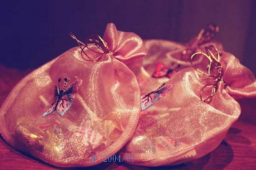 WEDDING-喜糖袋