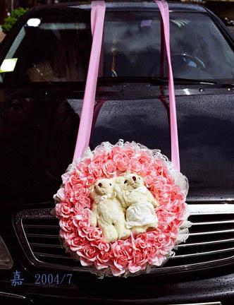 迎娶日--禮車