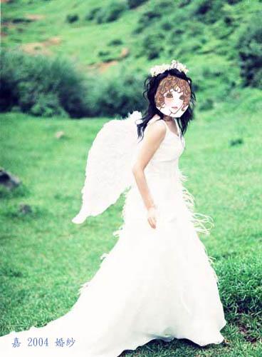 婚紗 ANGEL2
