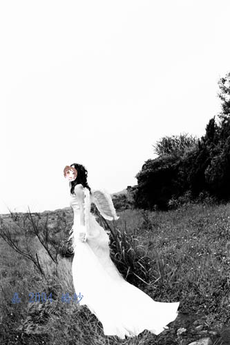 婚紗 ANGEL 4 --寂寞天使