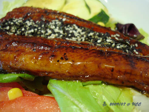 UCC--鰻魚沙拉