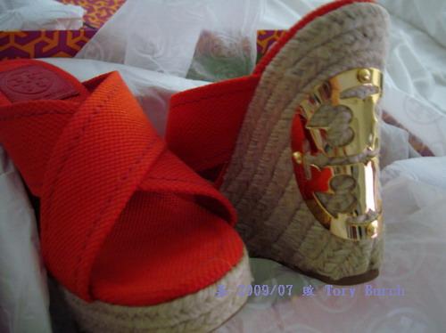 TORY BURCH--鞋