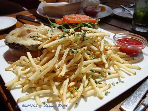 神戶牛肉漢堡2