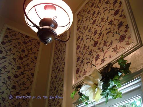 La Vie En Rose法式料理餐廳--小BOOTH座位