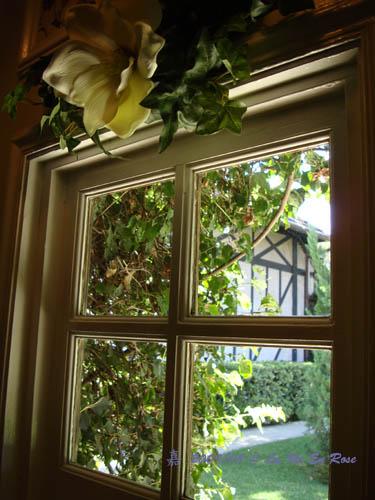 La Vie En Rose法式料理餐廳--窗