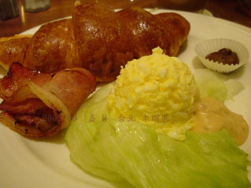 台北 米朗琪 早餐二