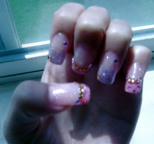 粉紅豹紋甲