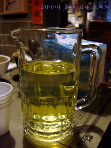 九寮坡--桂花醋