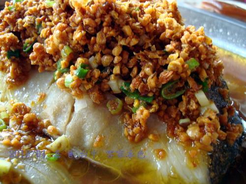 客家本色 豆酥鱈魚