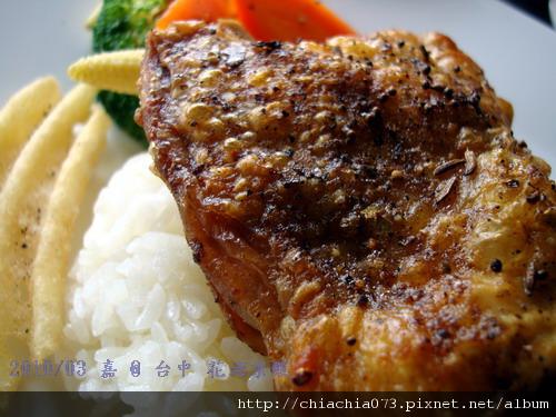 DSC06465-台中花酒京饌 椒鹽雞腿排1.jpg