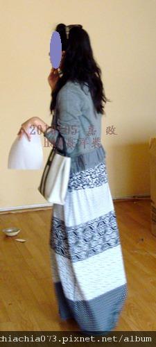 H&M長洋裝