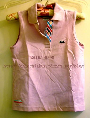 lacoste粉紫色無袖polo衫2.jpg