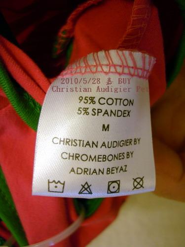 Christian Audigier Pet衣標.jpg