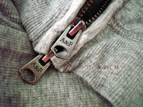 AF灰色短腰雙層薄外套拉鏈頭.jpg