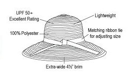 beach Hat 2