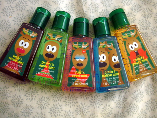B&BW 耶誕版乾洗手