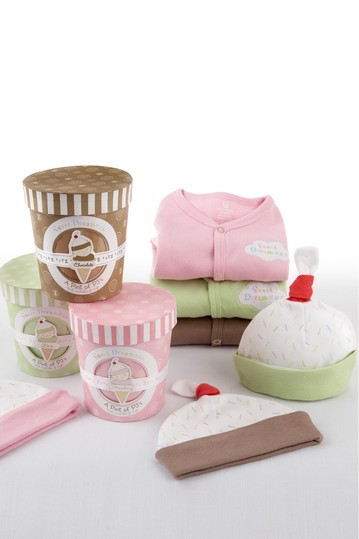 Sweet Dreamzzz A Pint of PJs Sleep-Time Two-Piece Gift Set
