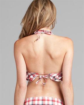Bikini Top Back view