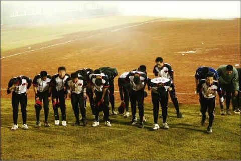 大理高中棒球隊