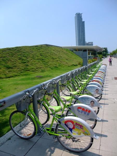 高雄租賃自行車1