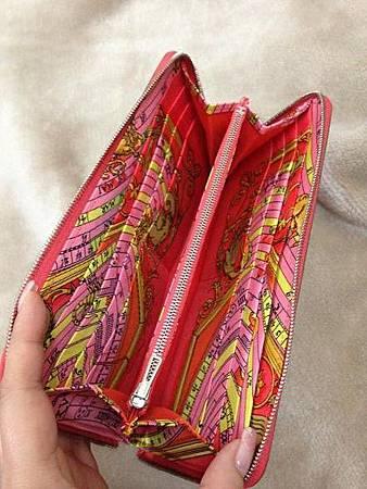 T5絲巾長夾2