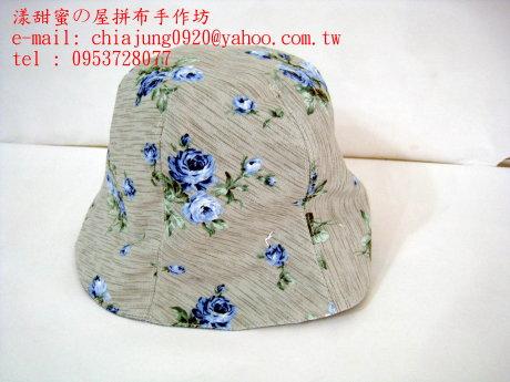 兩面花漾遮陽帽02.JPG