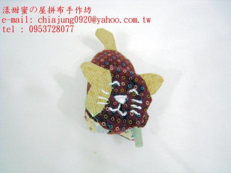 拼布貓咪手機袋02.JPG
