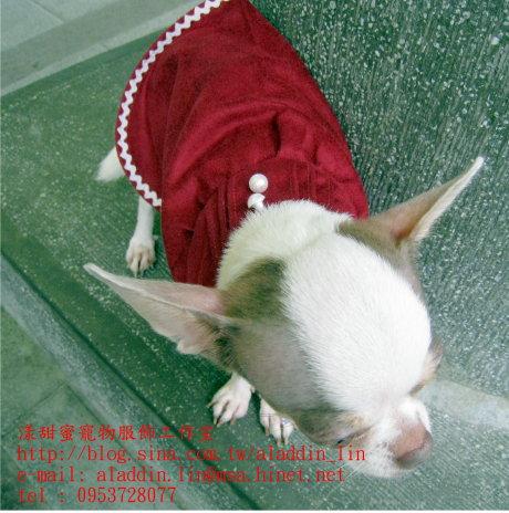 紅色天鵝絨連身服0b.JPG