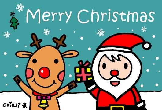 2015 聖誕卡片