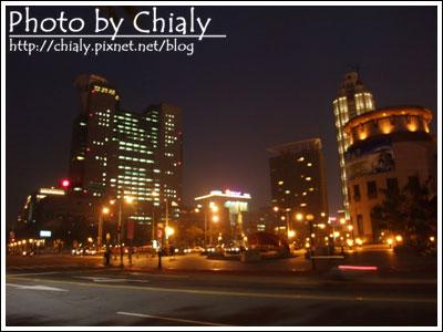 板橋車站夜景