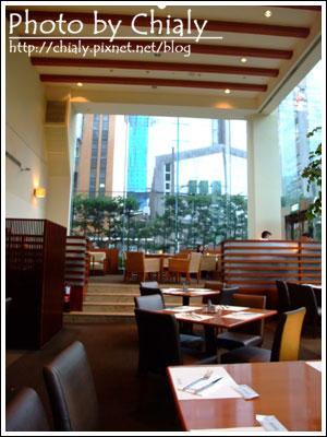 內部的用餐區