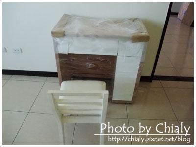 鏡臺+小椅子