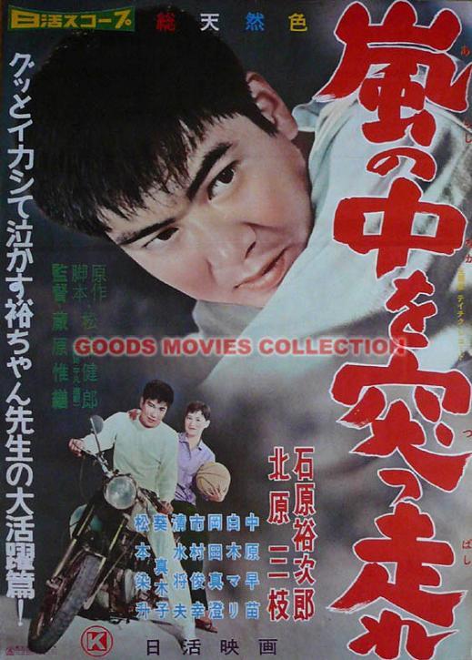 龍虎兒女 (嵐の中を突っ走れ) –日本影片(73)