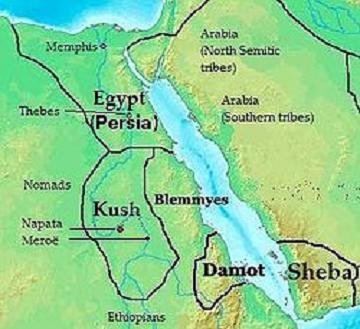 衣索比亞(6)–歷史