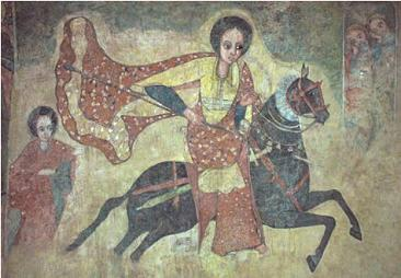 衣索比亞(7)–所羅門王朝