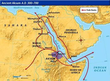 衣索比亞(8)–阿克松王國