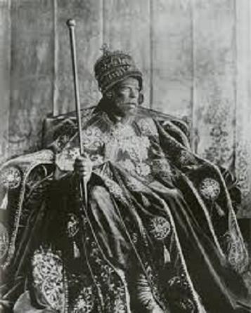 衣索比亞(10)–Menelik II皇帝