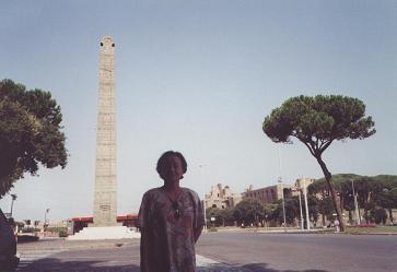 衣索比亞(13)–義大利歸還阿克松的獨石碑