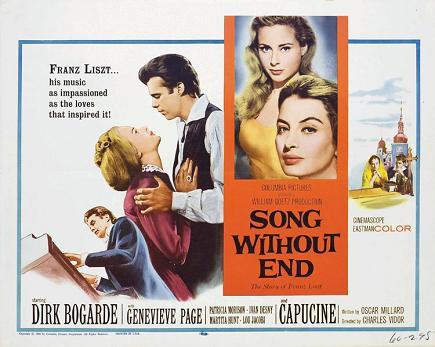 一曲相思未了情 (Song Without End)