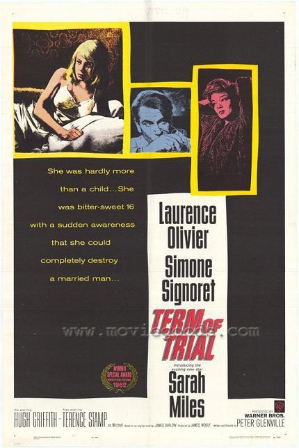 落花流水春去也 (Term of Trial)