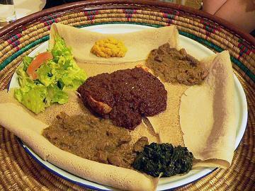 衣索比亞(16)–Ingera