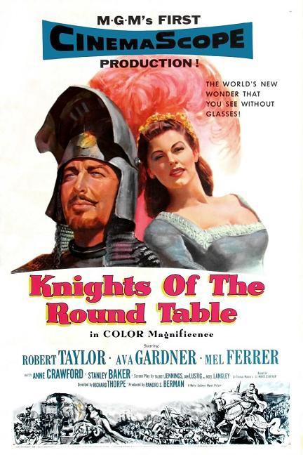 圓桌武士(Knights of the Round Table)