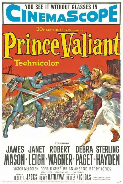 華倫王子(Prince Valiant)