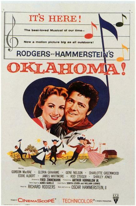 奧克拉荷馬之戀 (Oklahoma!)