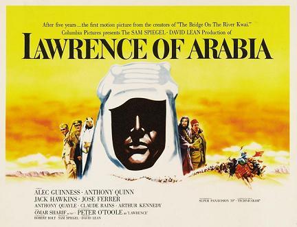 阿拉伯的勞倫斯 (Lawrence of Arabia)