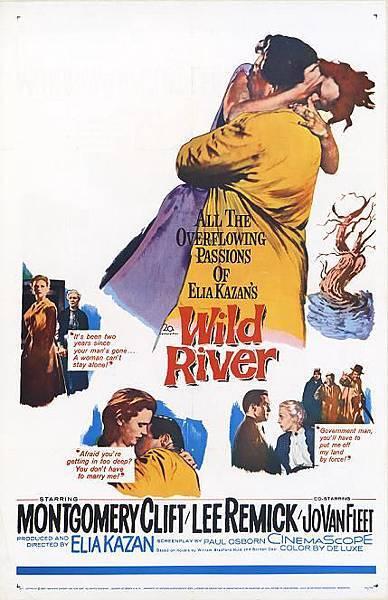 狂流春醒 (Wild River)